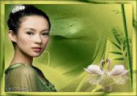 les 53 Bamboe Girl