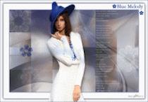 les 125 blue melody