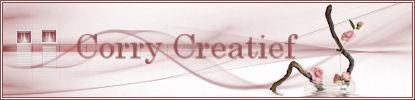 Banner Corry Creatief